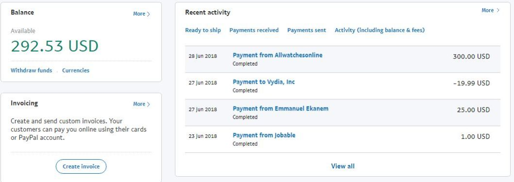 How to open a PayPal account in Nigeria PDF