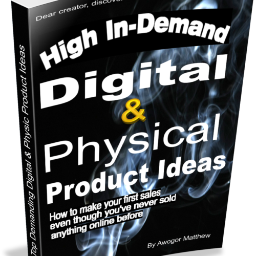 Creators High In-Demand Digital & Physical Product Ideas to Sell