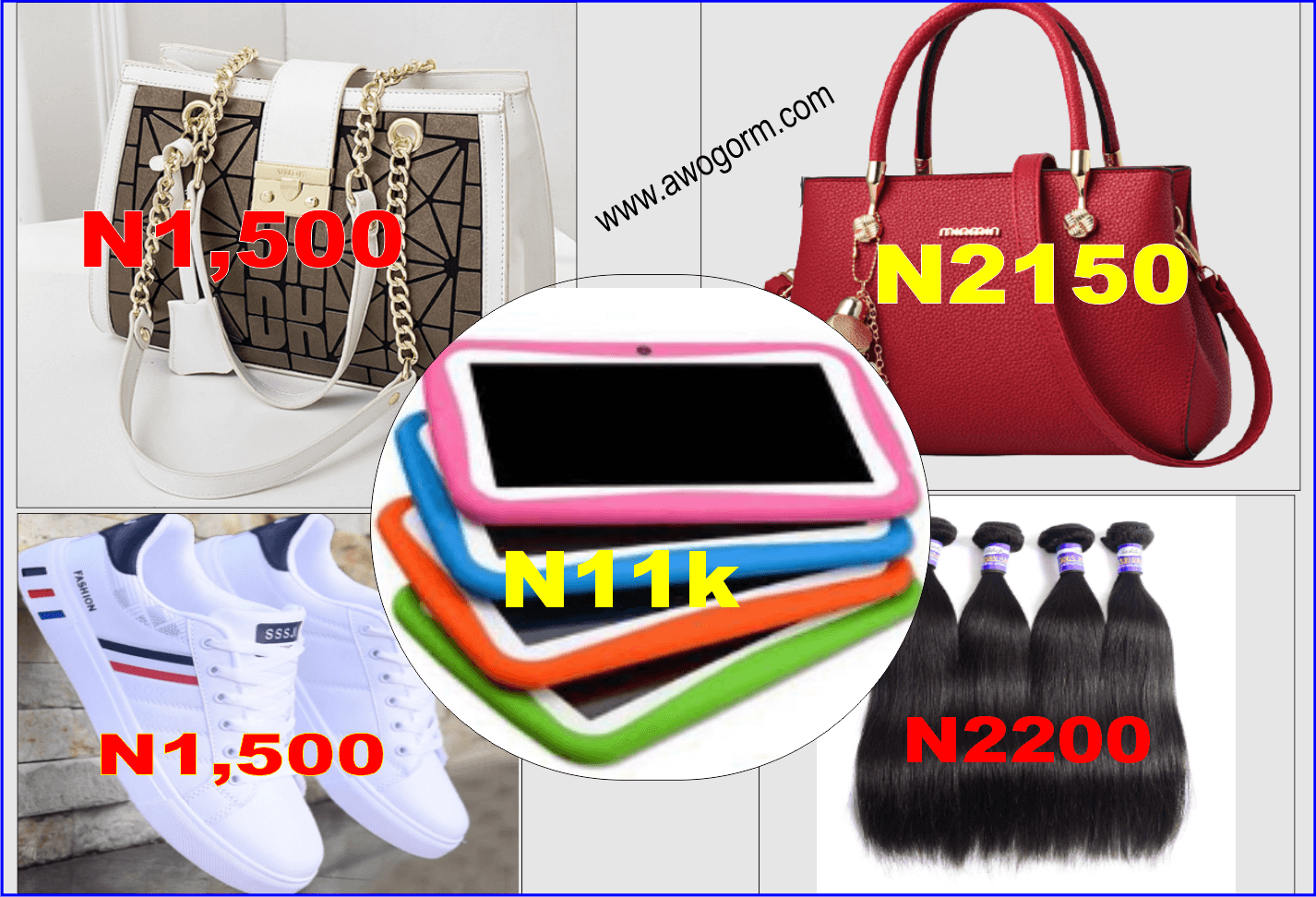 List of Hot Selling Products for Mini Importation and Dropshipping